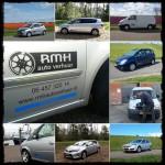 collage auto's